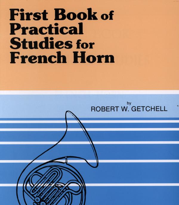 Bk 1 Practical Studies for French Horn