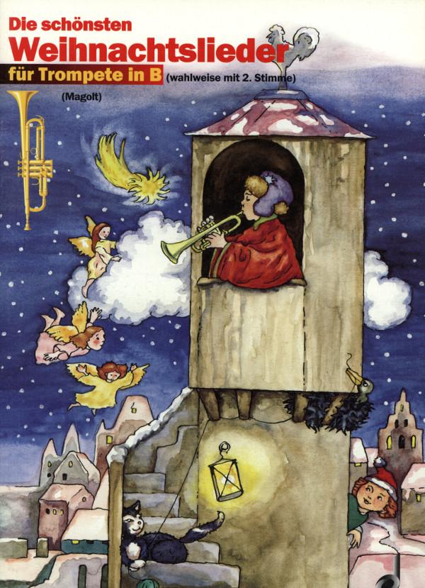 Magolt, Hans Marianne (arr.) - Die schönsten Weihnachtslieder für ...