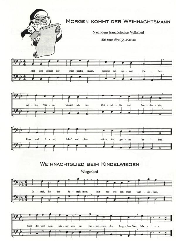 Mühlbacher, Rainer - 50 Weihnachtslieder für 2 Posaunen ...
